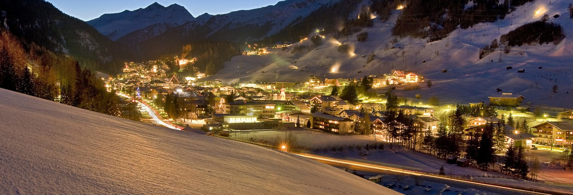 Winter holiday in St. Anton am Arlberg